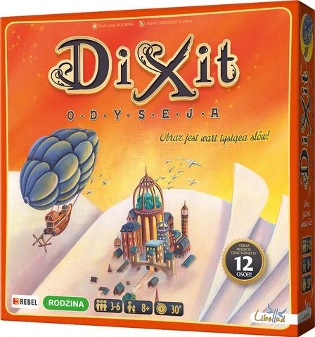Dixit: Odyseja (edycja polska Dixit Oddysey)