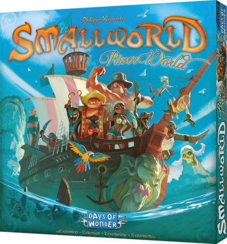 Small World: Świat Rzek (edycja polska Small World: River World)