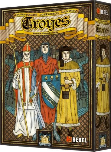 Troyes (edycja polska) + karty promo