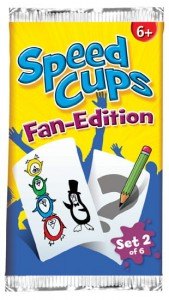 Speed Cups Fan-Edition Set 2