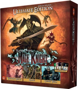 Mage Knight - Ultimate Edition