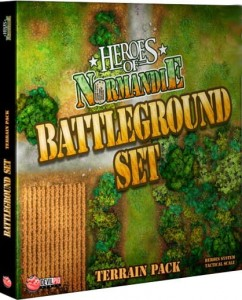 Heroes of Normandie: Battleground Set