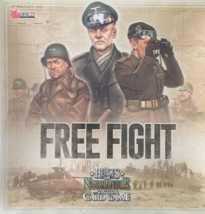 Heroes of Normandie TCG: Free Fight