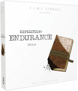T.I.M.E. Stories (TIME Stories) - Expedition Endurance