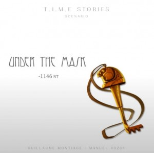 T.I.M.E. Stories (TIME Stories) -  Under the Mask