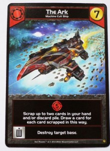 Star Realms Promo Card: The Ark