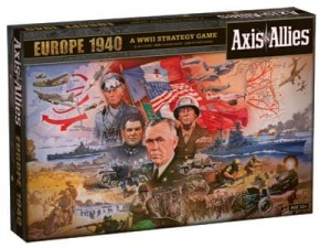 Axis & Allies: Europe 1940 (second edition)