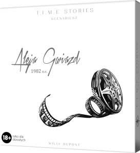 T.I.M.E. Stories (TIME Stories) -  Aleja Gwiazd