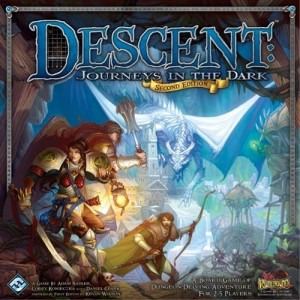 Descent 2 edition: Journeys In The Dark