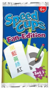 Speed Cups Fan-Edition Set 1