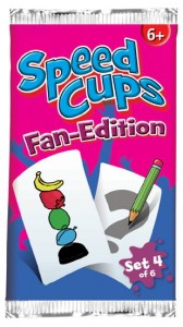 Speed Cups Fan-Edition Set 4