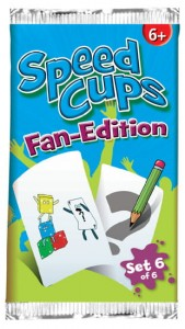 Speed Cups Fan-Edition Set 6