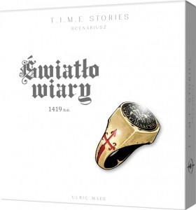 T.I.M.E. Stories (TIME Stories) -  Światło Wiary