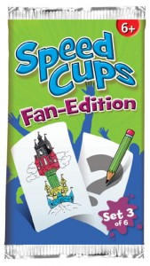 Speed Cups Fan-Edition Set 3