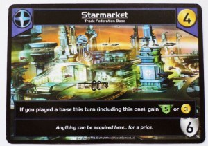 Star Realms Promo Card: Starmarket