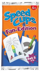 Speed Cups Fan-Edition Set 5